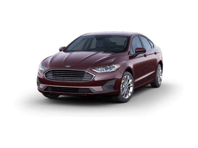 New 2019 Ford Fusion SE Sedan 3FA6P0HD5KR195065 for sale in Hobart, IN